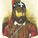 Революционный архимандрит Папафлессас: последний бой