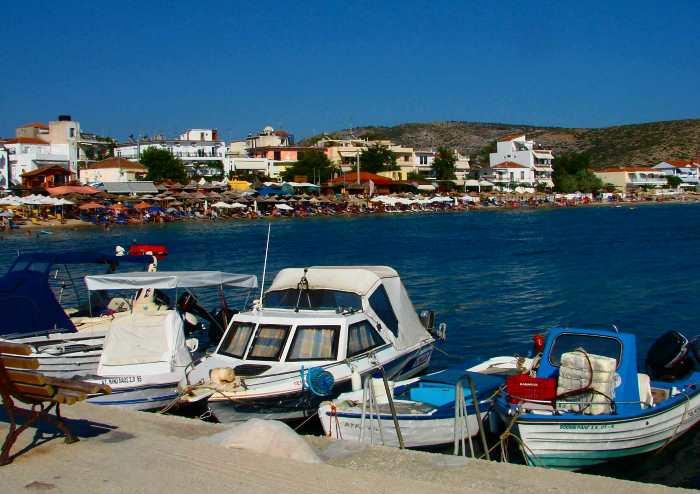 Потос, остров Тасос