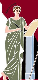 Греческая муза Каллиопи