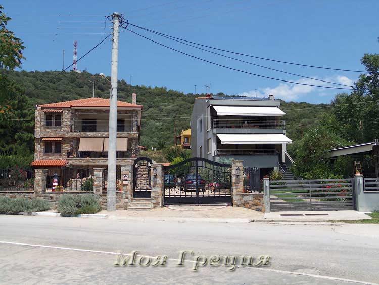 Апартаменты и виллы в Порто Куфо