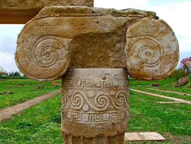 Греческие орнаменты