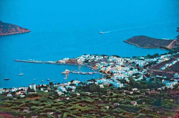 Остров Серифос, Ливади