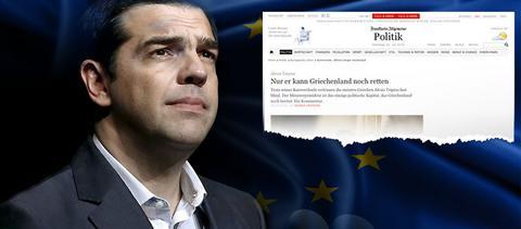 Алексис Ципрас - реформатор Греции