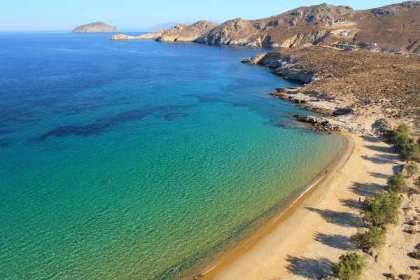 Остров Серифос Греция