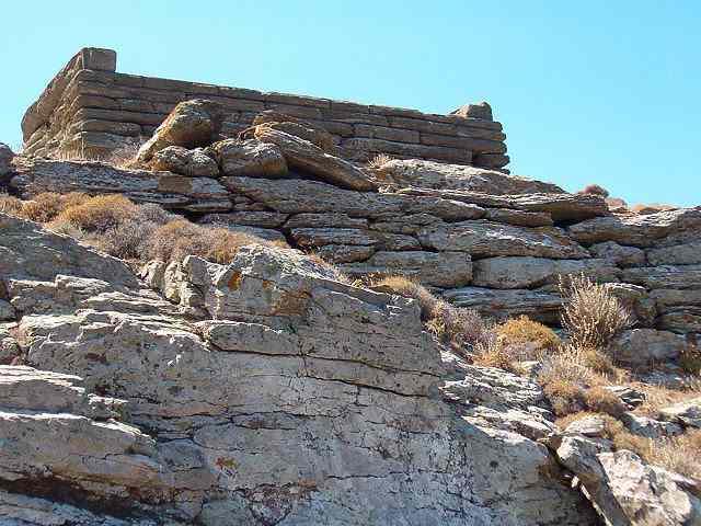 Трон Циклопа, Серифос