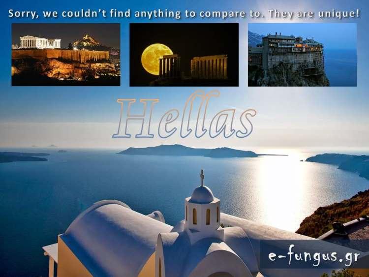 Лучшие фото Греции