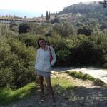 Афины в феврале с Екатериной Патраковой