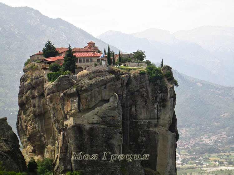Метеоры, монастырь Святой Троицы