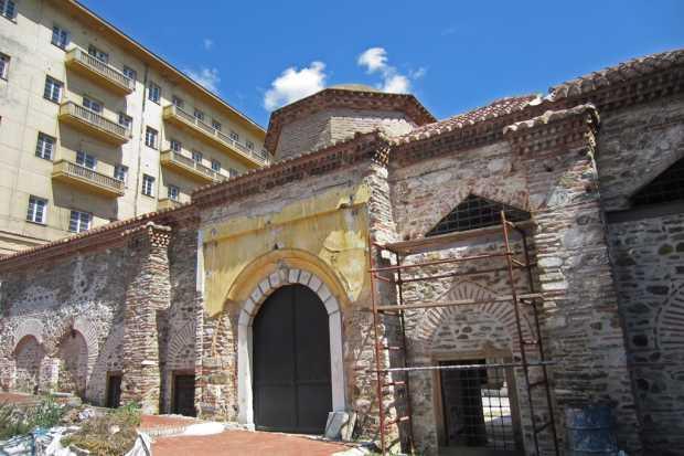 Бывшая мечеть, памятник Альказар