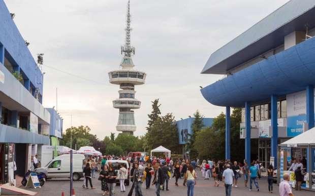 Международный выставочный центр Салоник