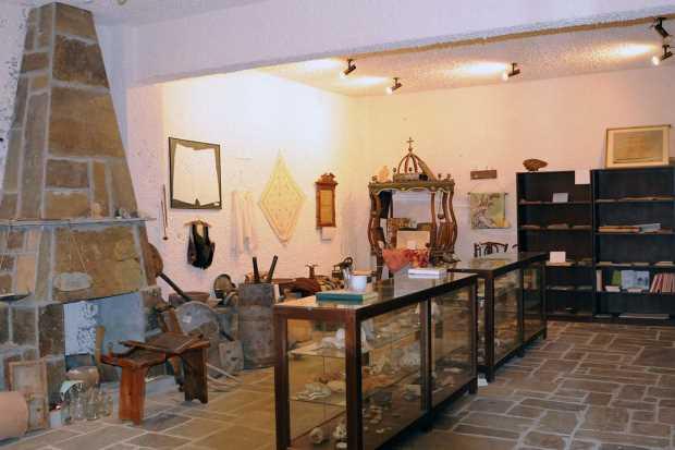 Вракадес, Фольклорный музей, Икария