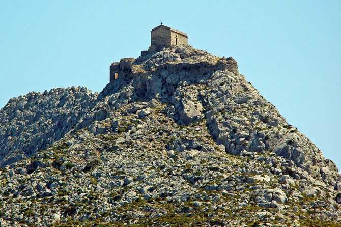 Крепость Коскина, Икария