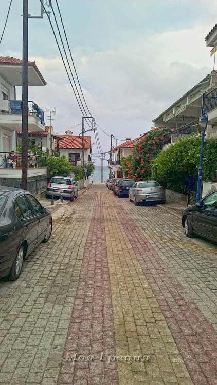 Городок Полихроно
