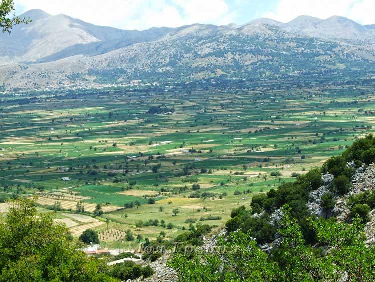 Плато на Крите