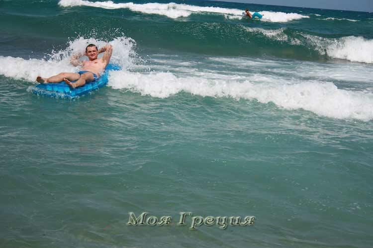 Крит, пляжи и море