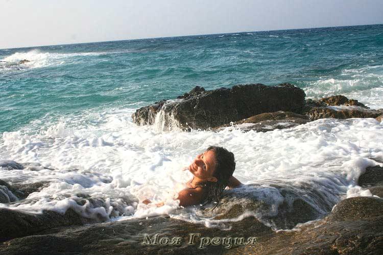 Отдых в Греции отзыв туриста Ольги Алейник