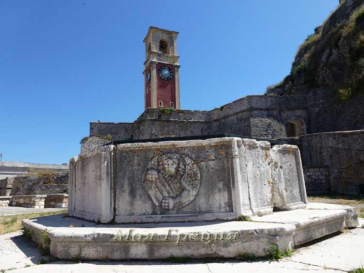 Старая крепость, Керкира