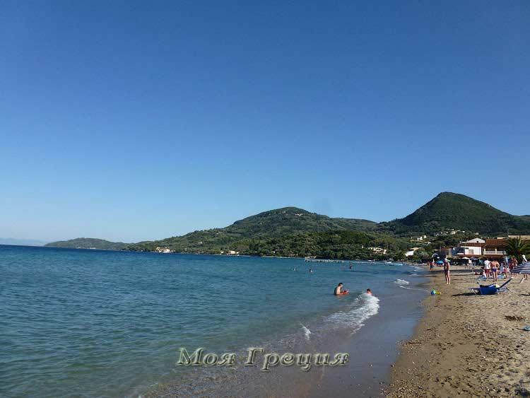 Пляж Messongi
