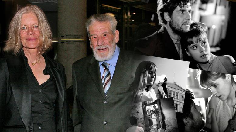 Анн Ломберг и Яннис Воглис - встреча через 40 лет