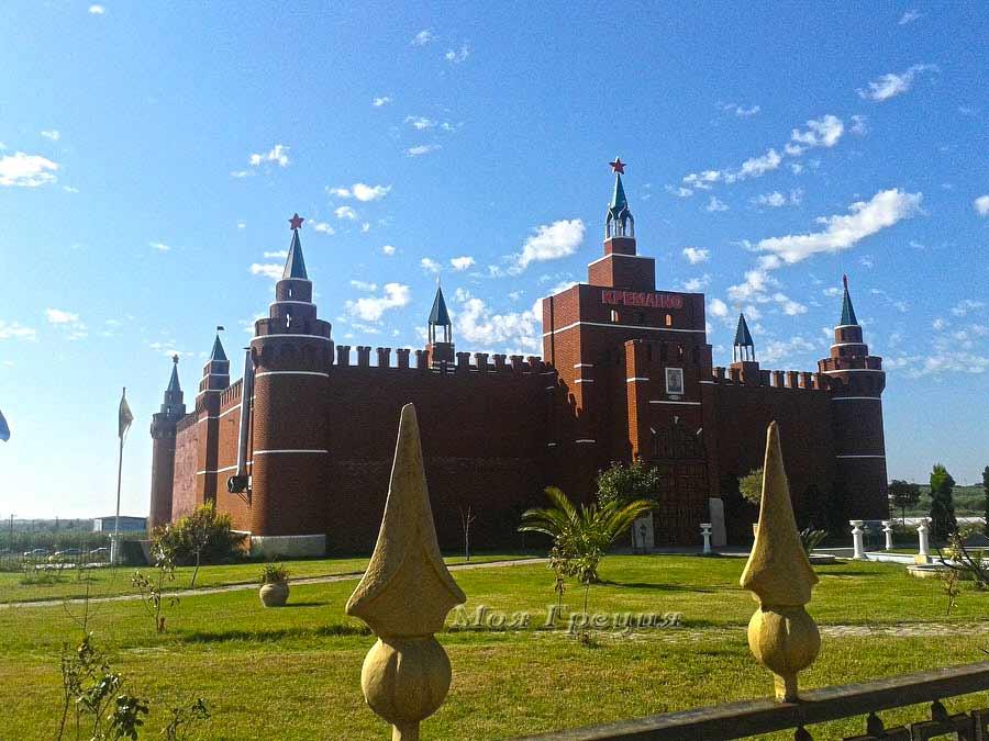 Банкетный зал Кремлино (Кремль)