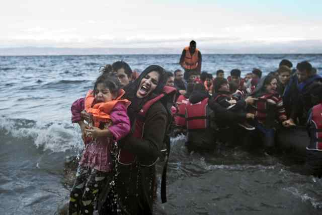 Трагедия сирийских беженцев