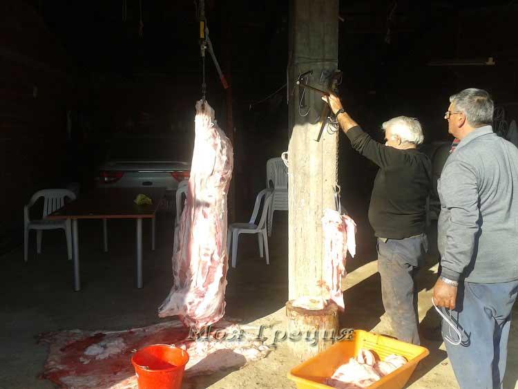 Гурунохара - Праздник Свиньи