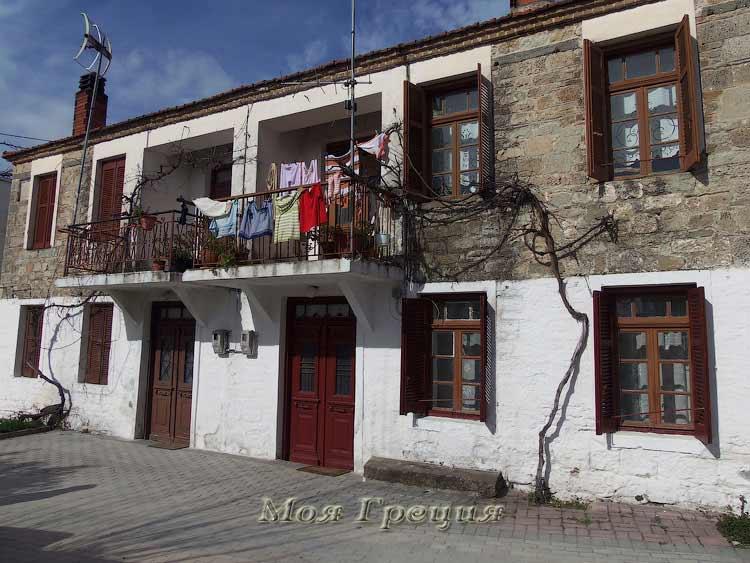 Дом в Агия Параскеви