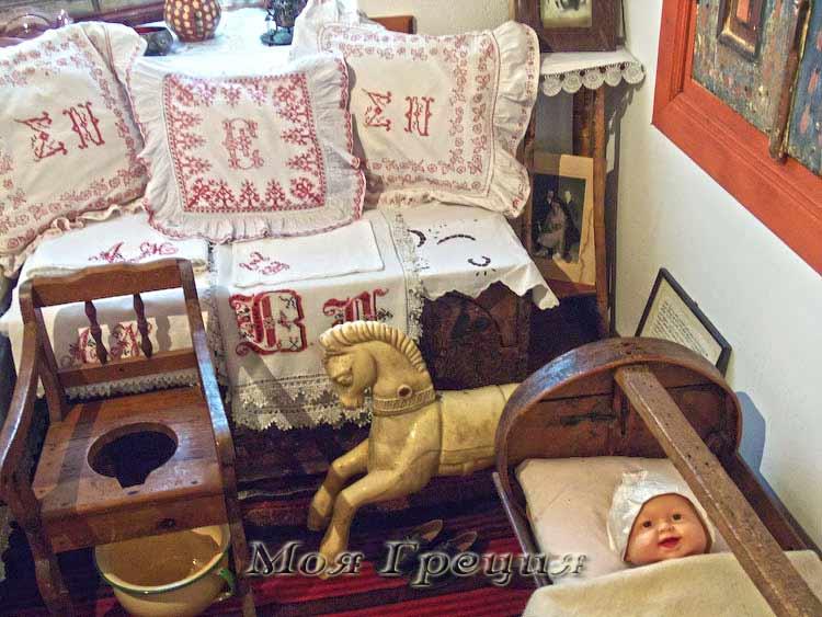 Детский уголок в спальне