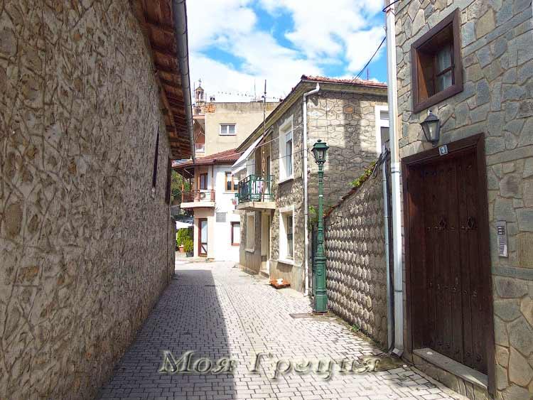 Улица Сиатисты в Герания