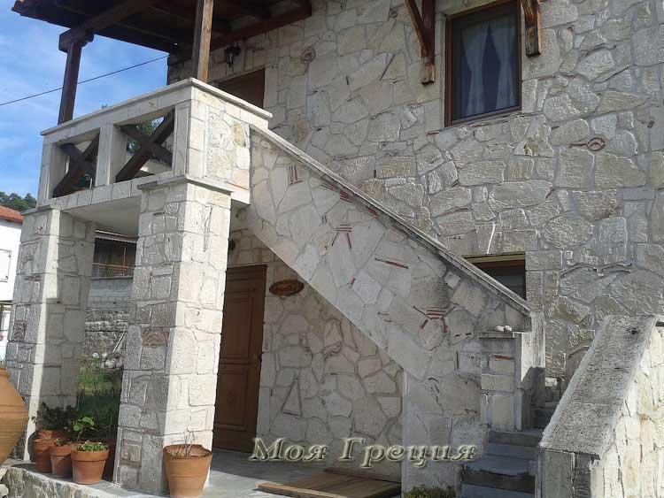 Новый дом в Агия Параскеви
