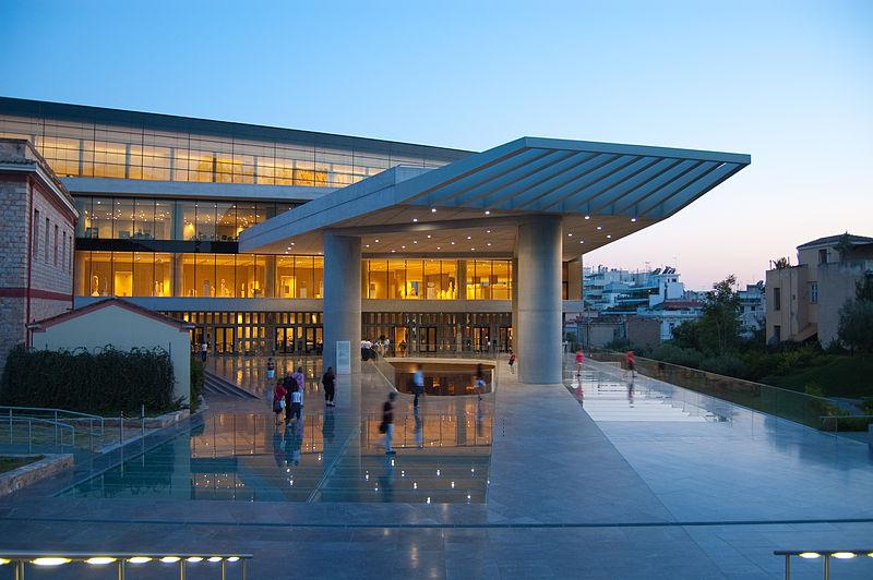 Современный Музей Акрополя