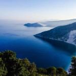 Прекрасный остров Кефалония, Греция