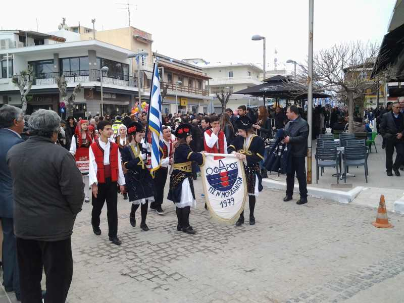 День Независимости Греции и Праздник Благовещения - 25 марта