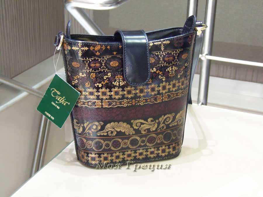 Эксклюзивная сумочка из Флоренции