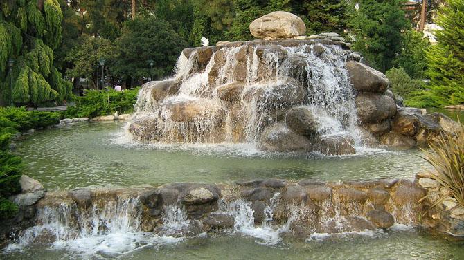Городской парк Катерини