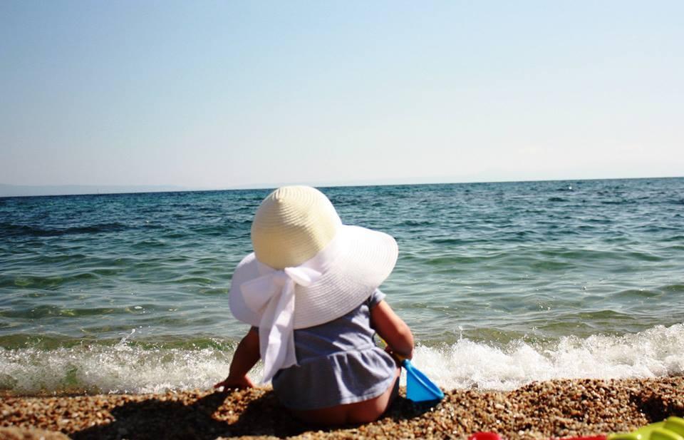 Отдых в Халкидики с детьми: Неа Фокеа