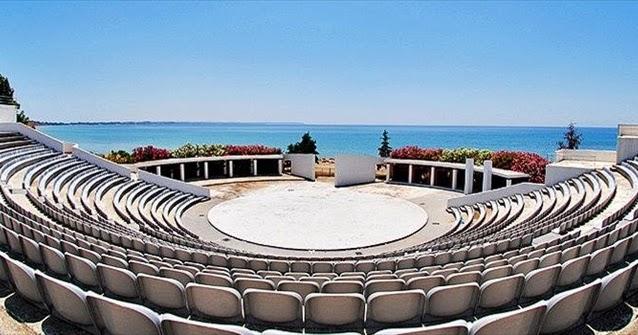 Фестиваль Моря 2016, открытый театр Неа Муданья