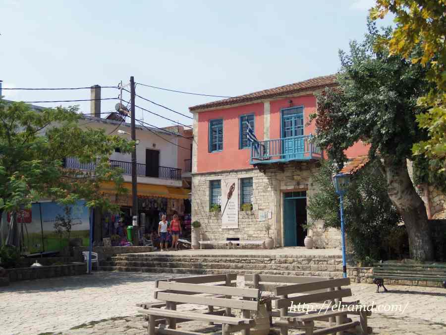 Афитос, Этнографический музей