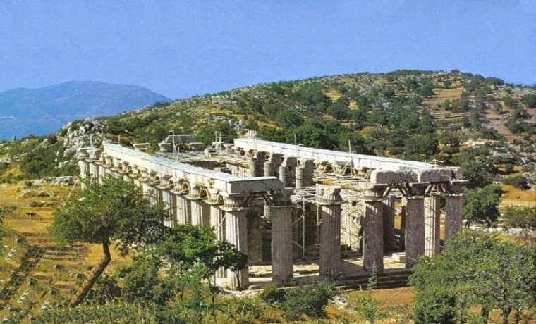 Храм Аполлона Эпикурейского