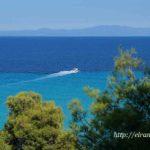 Греческие каникулы Ольги Воронковой в Калифее