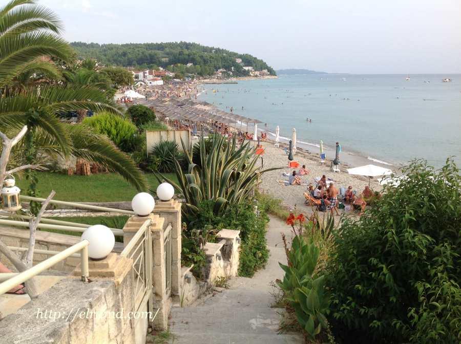 Спуск на пляж, Сивири