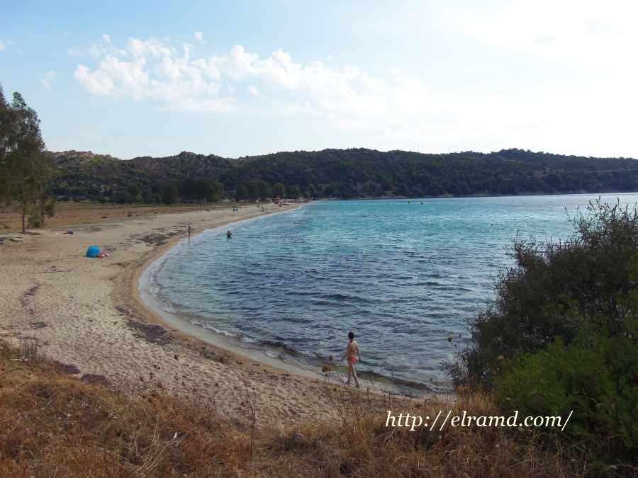 Пляж Агиос Яннис