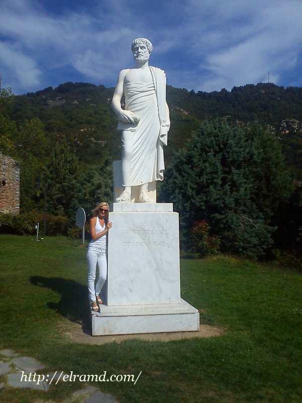 Аристотель факты из жизни