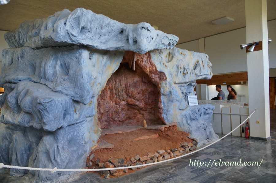 В музее Петралоны