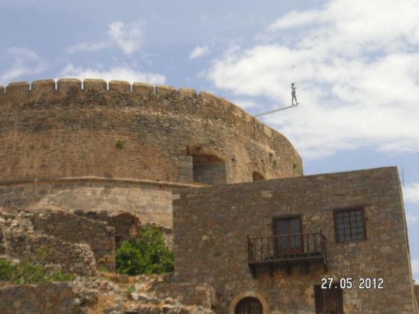 Крепость в Спиналонге