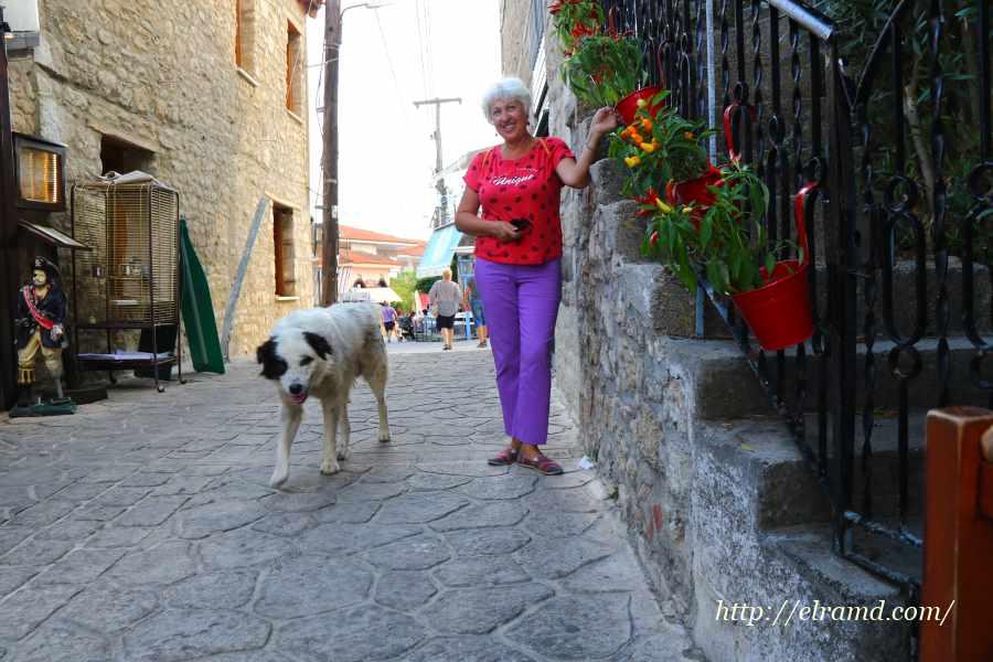 Прогулки по Афитосу