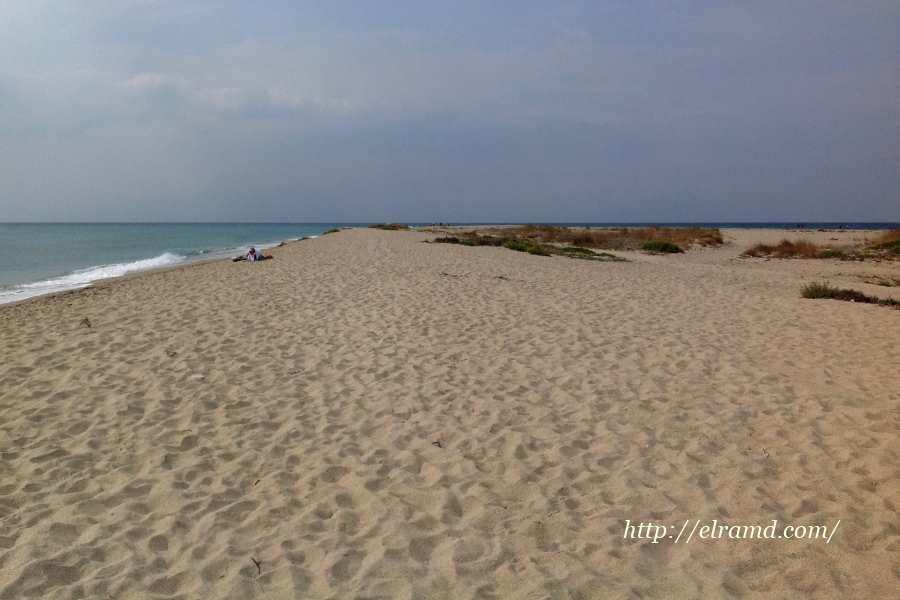 Песчаный мыс Посиди