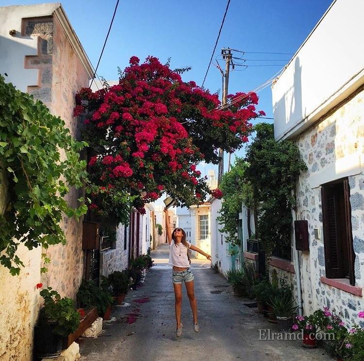 первое знакомство с грецией