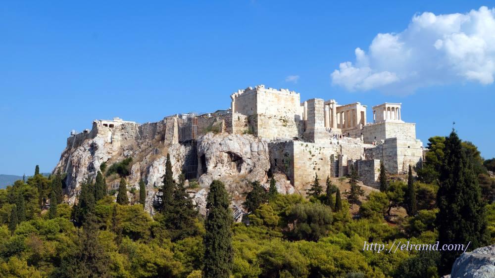 Холм Акрополя
