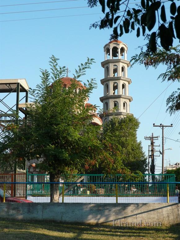 Храм Св. Георгия в Муданье